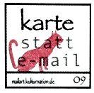 Karte-Statt-Mail-Cat